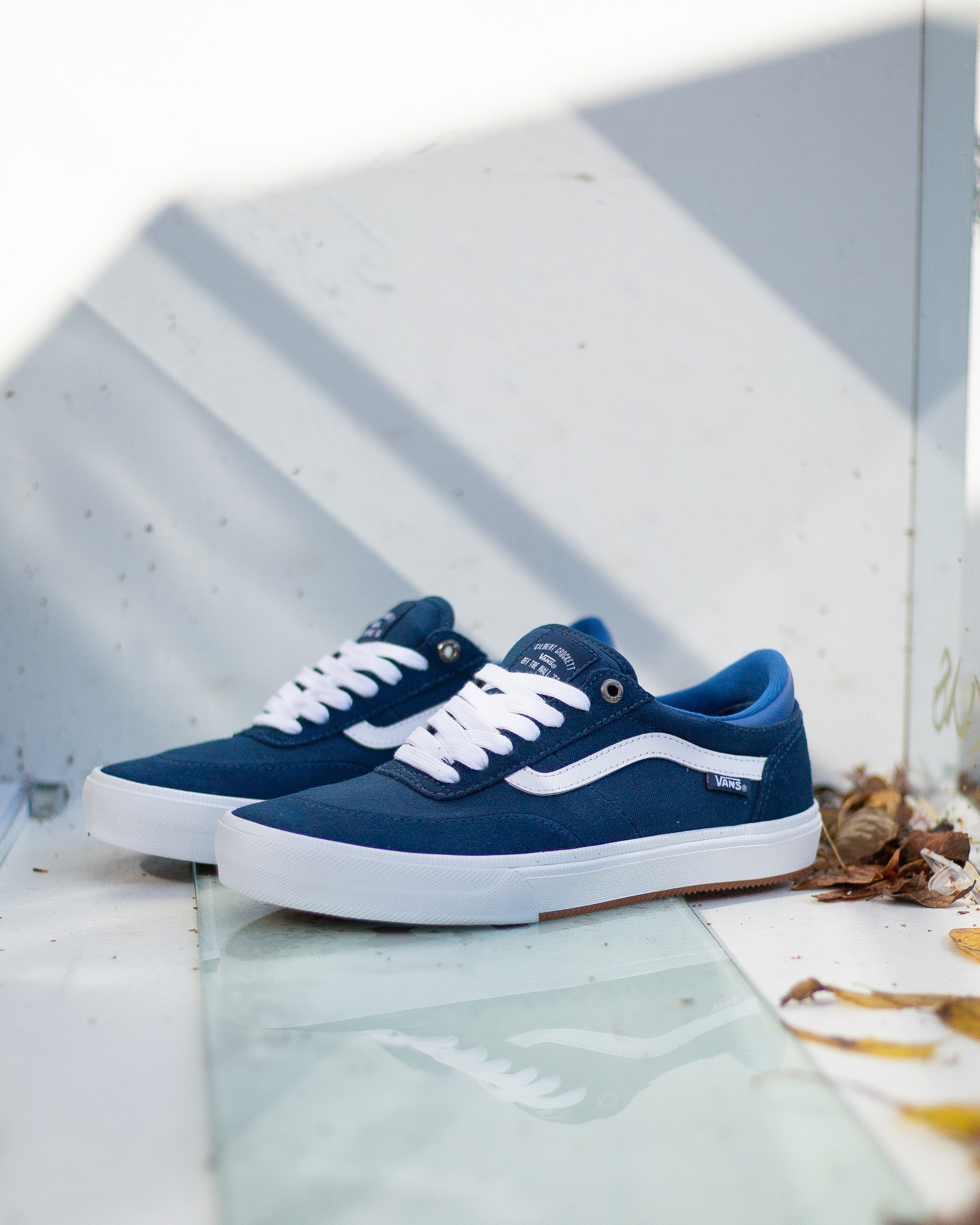 Vans Gilbert Crockett Heavy Canvas