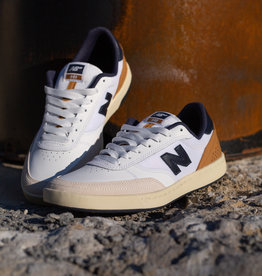 New Balance 440 white navy
