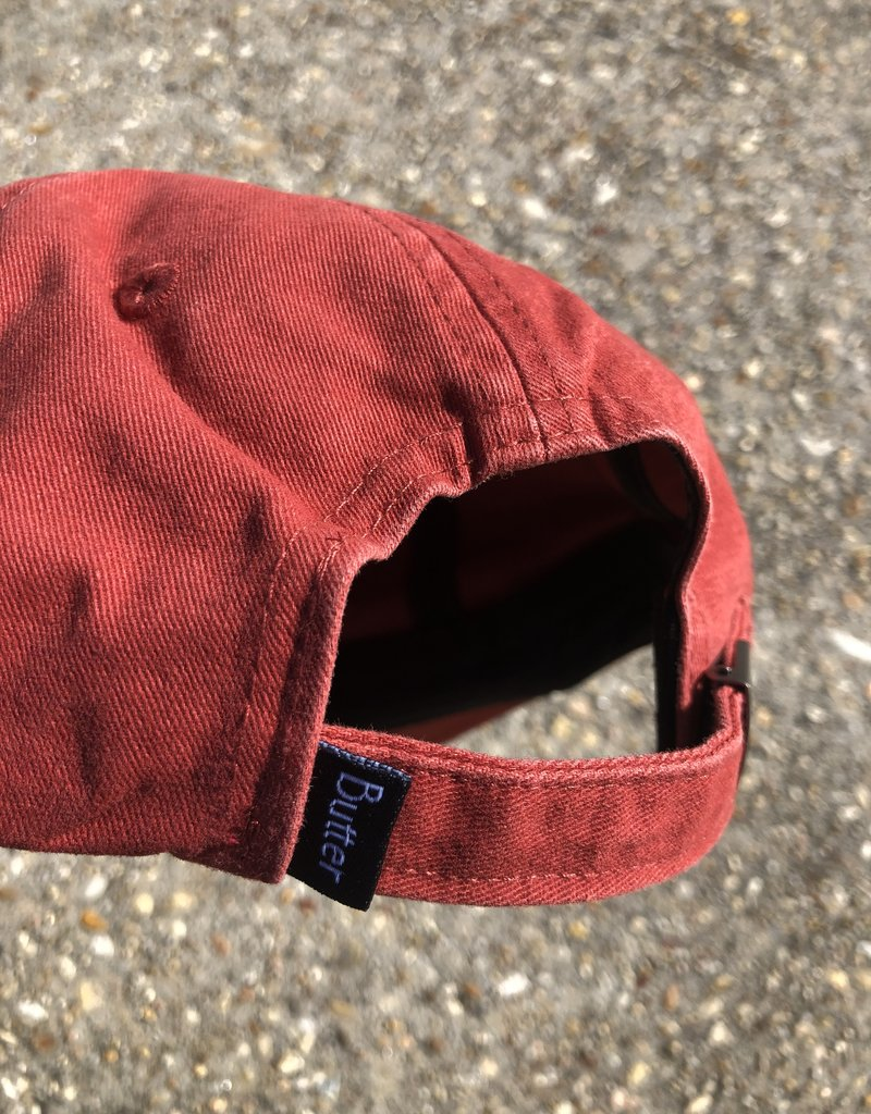 Butter Goods Washed Badge 6-Panel