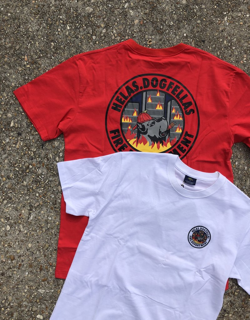Helas Fire Department Tee