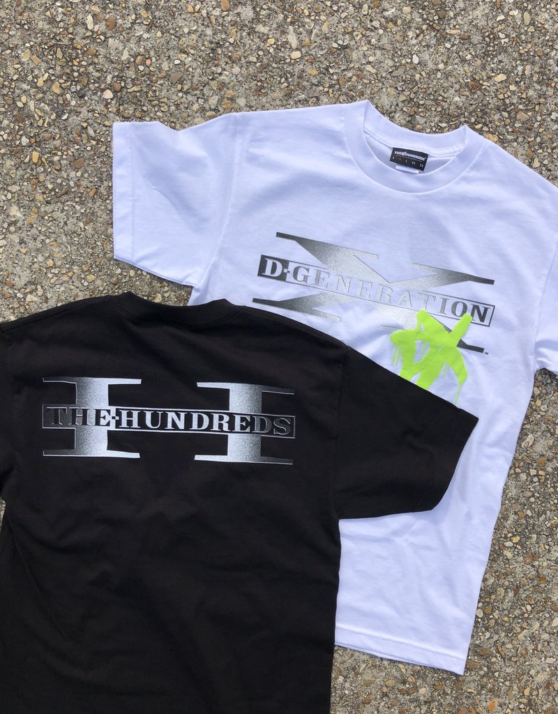 The Hundreds x WWE D-Generation Tee