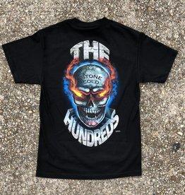 The Hundreds x WWE Austin 3:16 Tee Black