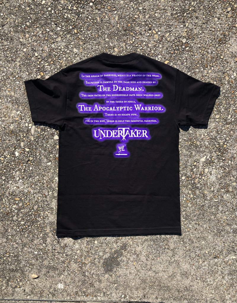 The Hundreds x WWE Undertaker Tee Black