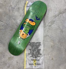 Carpet Company Willy Santos Guest Board Size 8.25