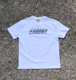 Carpet Company Misprint Tee White