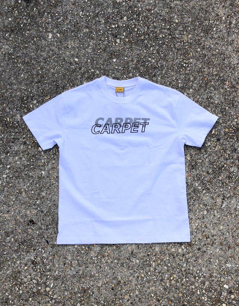 Carpet Company Misprint Tee White