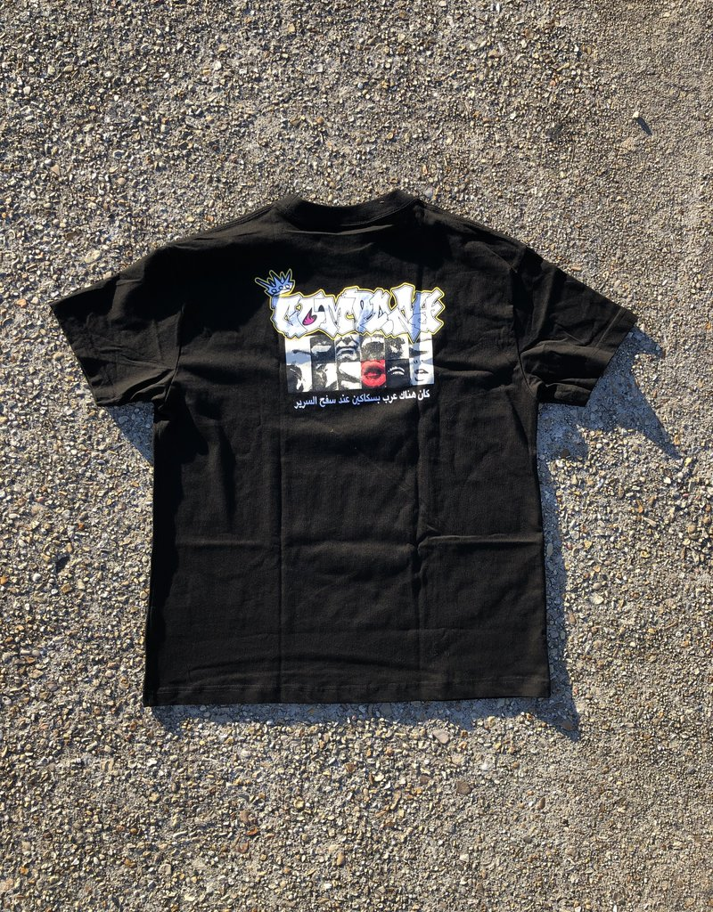 Carpet Company Suburbia Tee Black