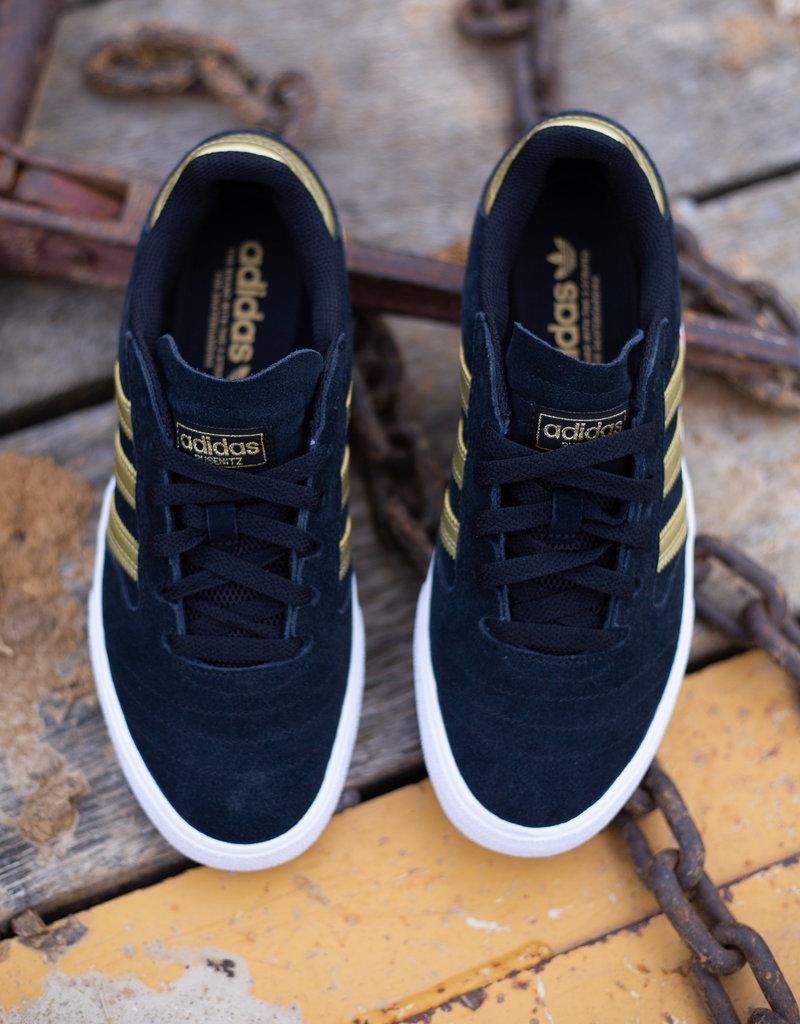 adidas Busenitz Vulc II black gold