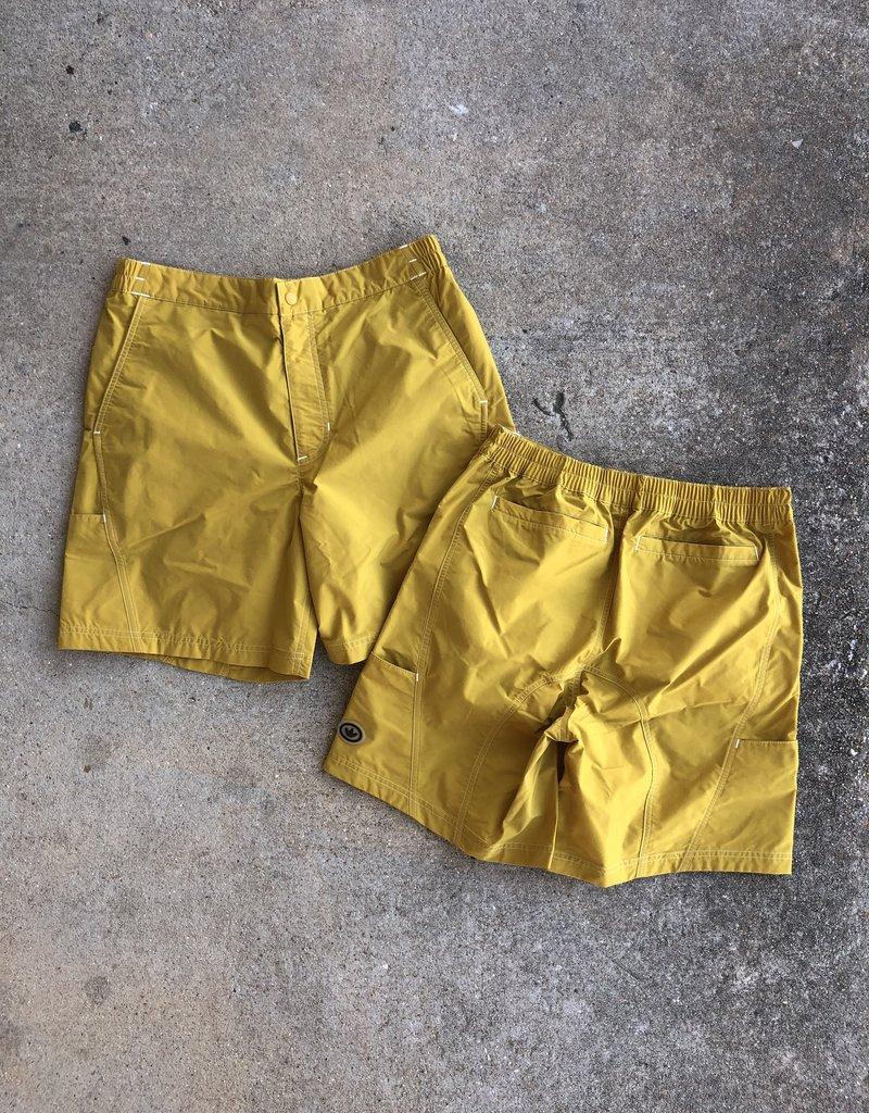adidas Utility Shorts spice yellow
