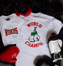Rukus World Champs Tee