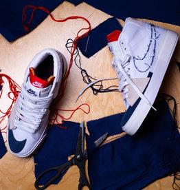 "Nike SB Blazer Mid ""Hack Pack"" white"