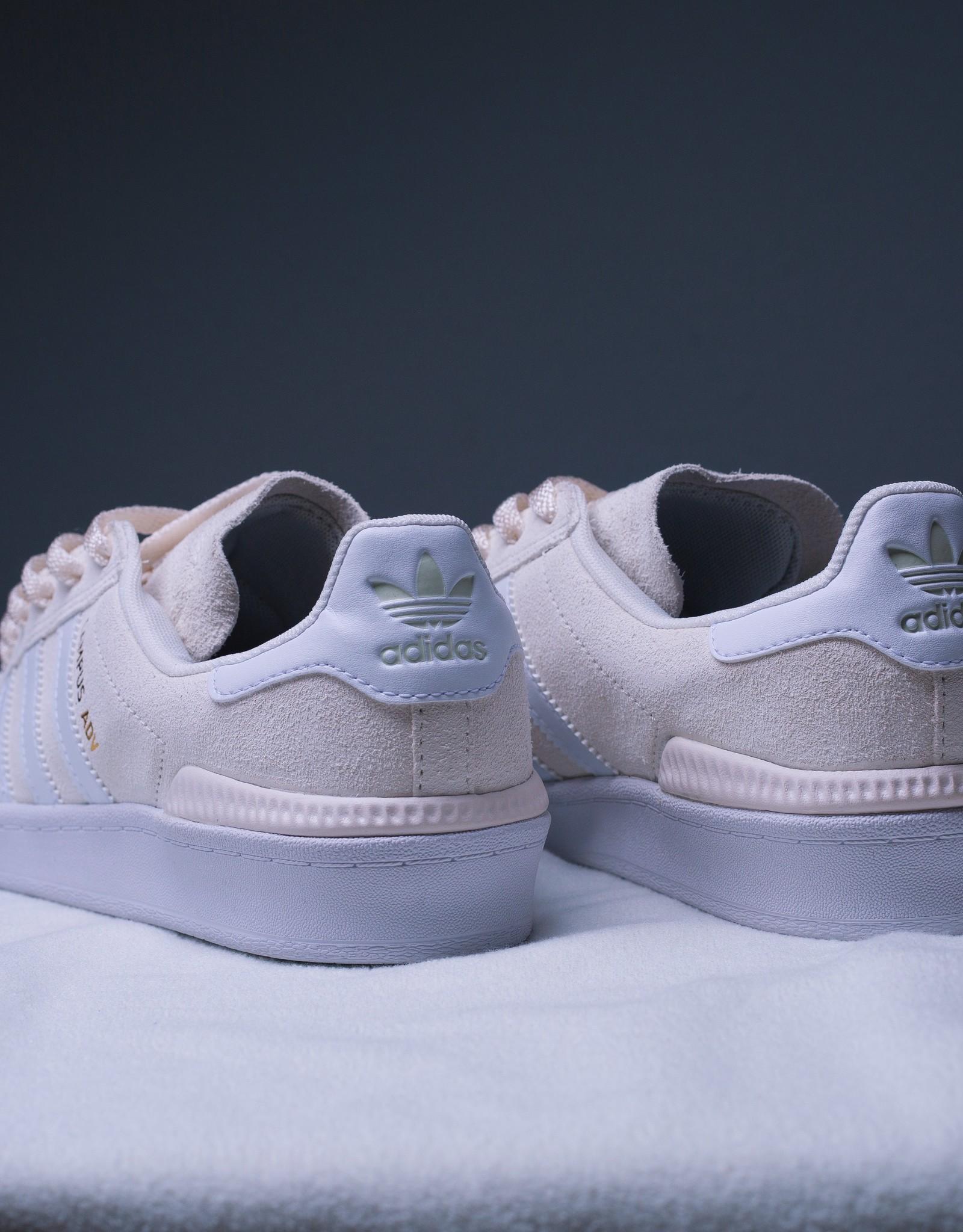 adidas Campus Pure White