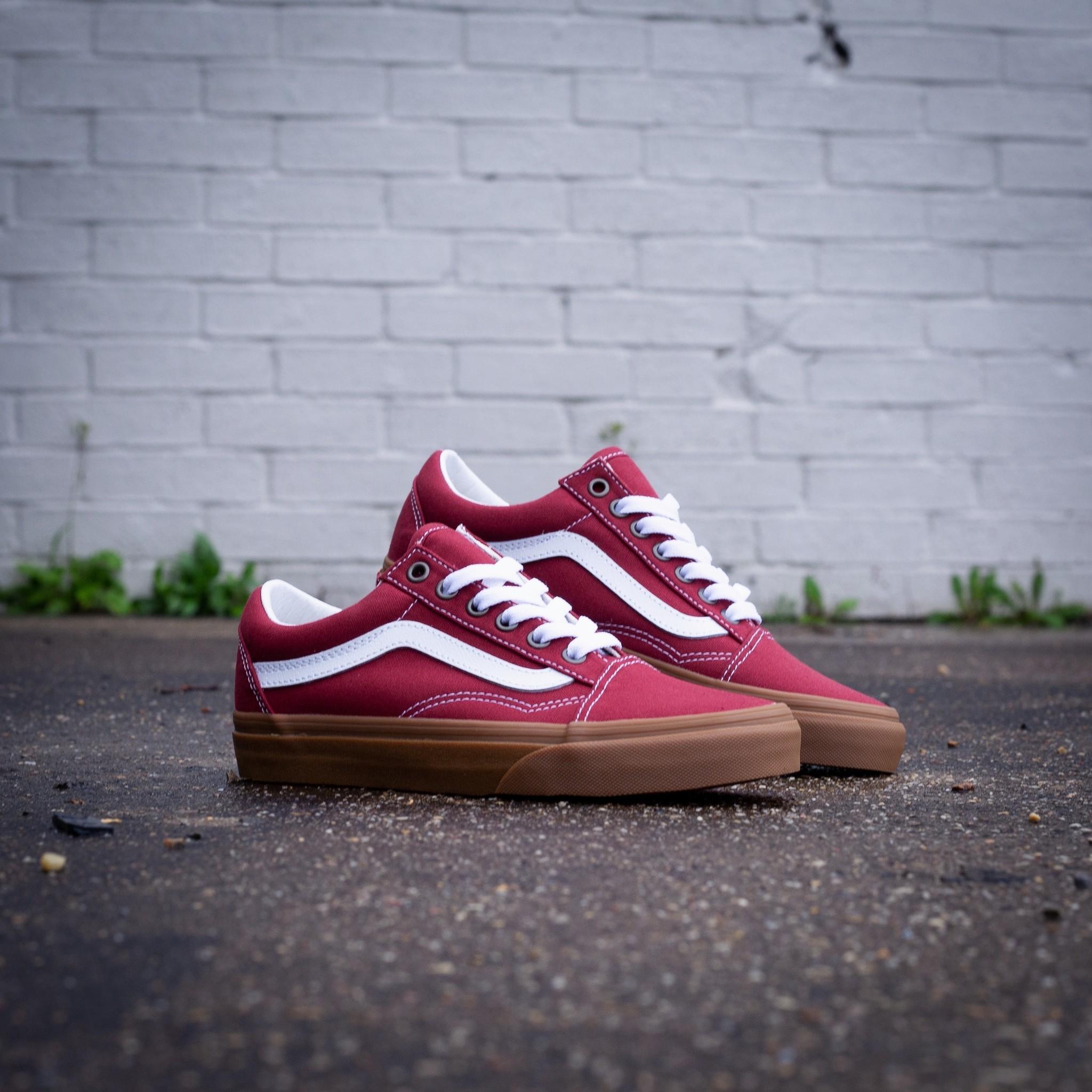 Vans Old Skool Rosewood/Gum