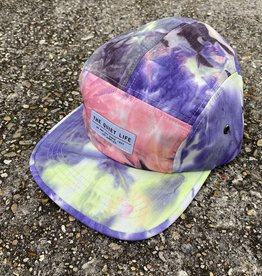 The Quiet Life Neon Tie Dye 5-Panel