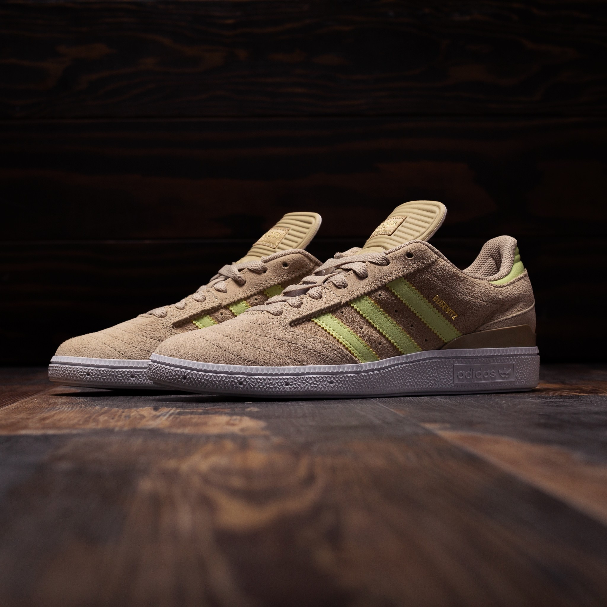 adidas Busenitz Savannah Yellow
