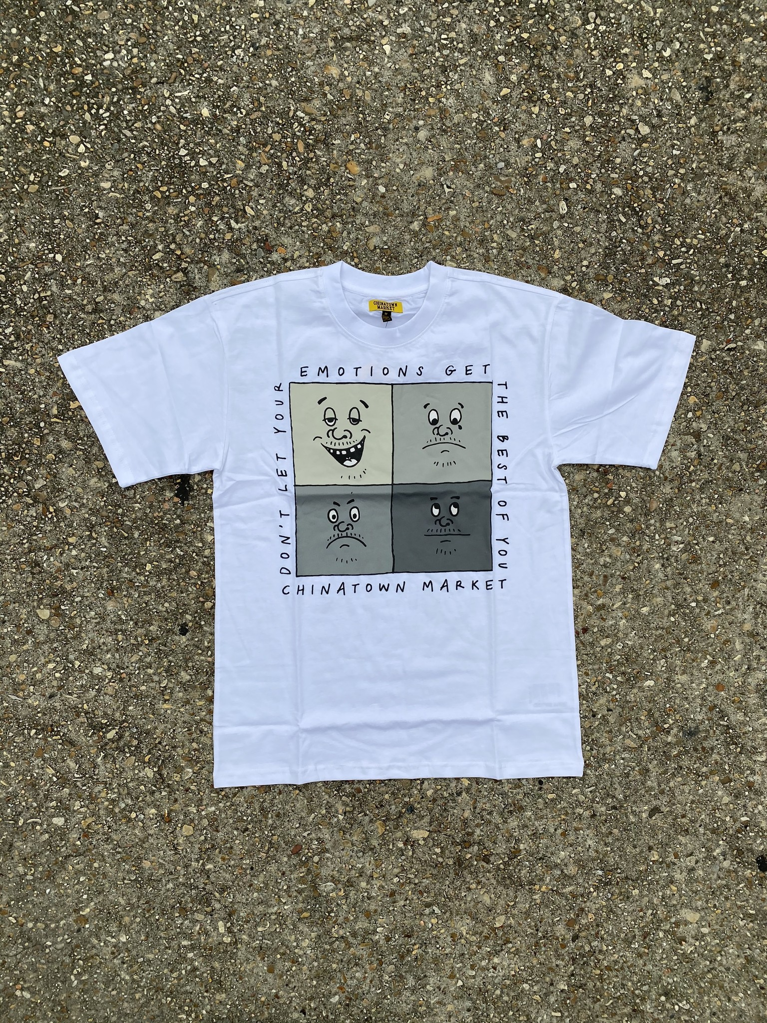Chinatown Market Emotions Tee