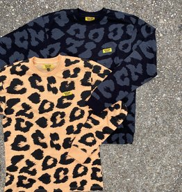 Chinatown Market Leopard Long Sleeve Tee