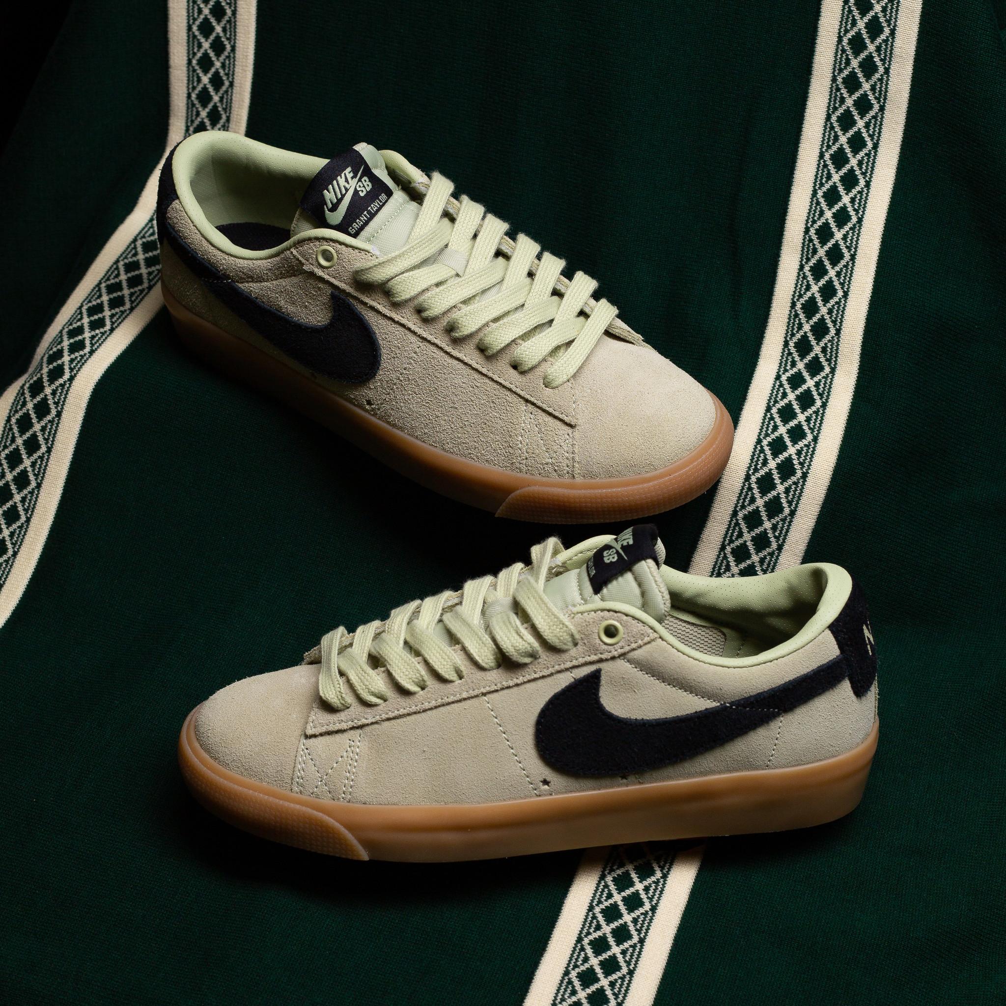 Nike SB Blazer Low GT olive aura