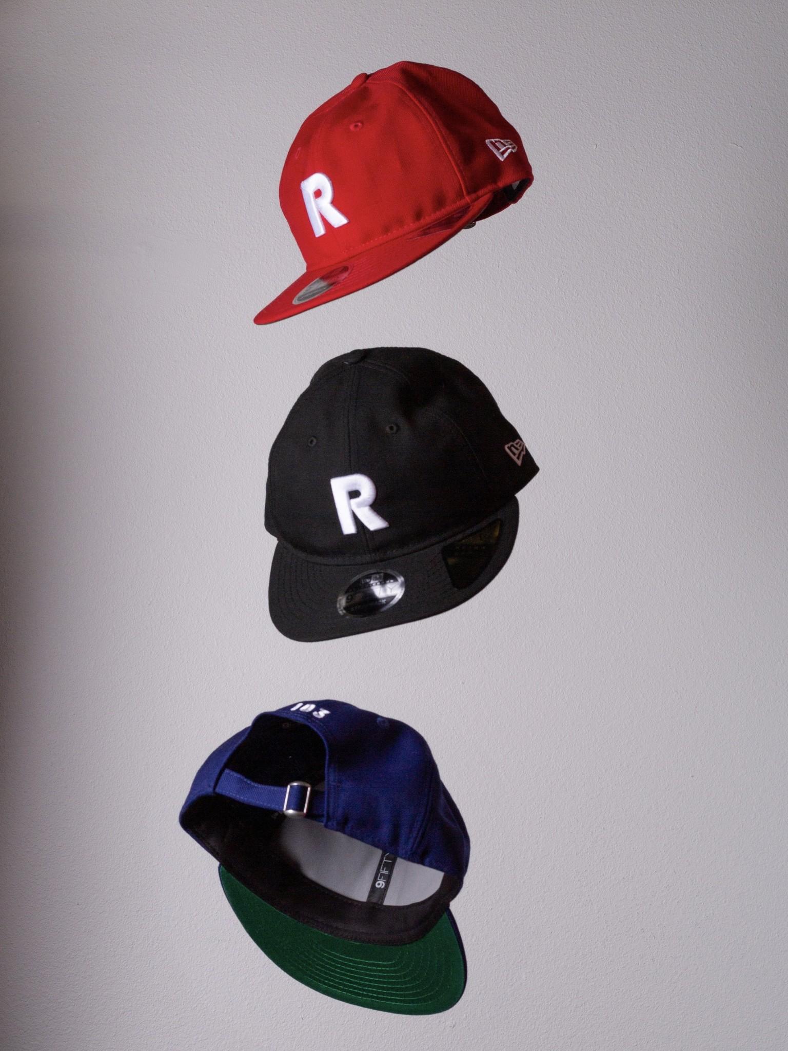 "Rukus x New Era ""R"" Cap"