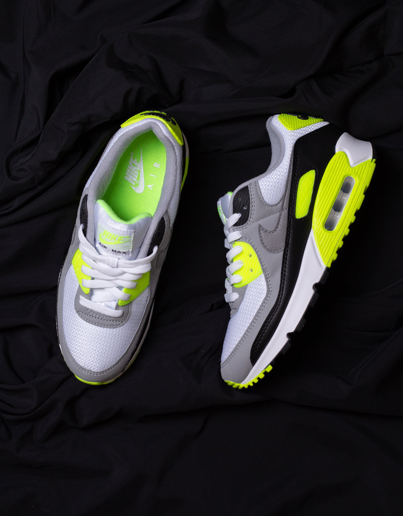 Nike Air Max 90 White/Volt
