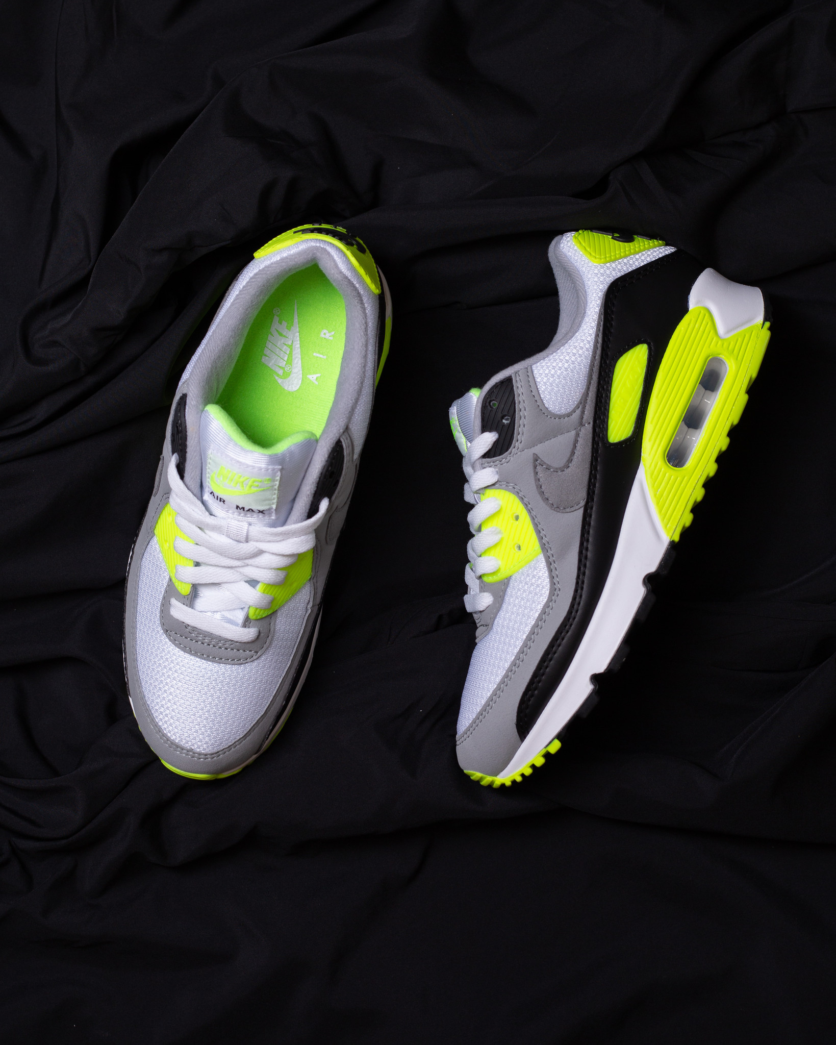 Nike Air Max 90 White/Volt