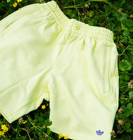 adidas Shmoo Shorts Yellow Volt