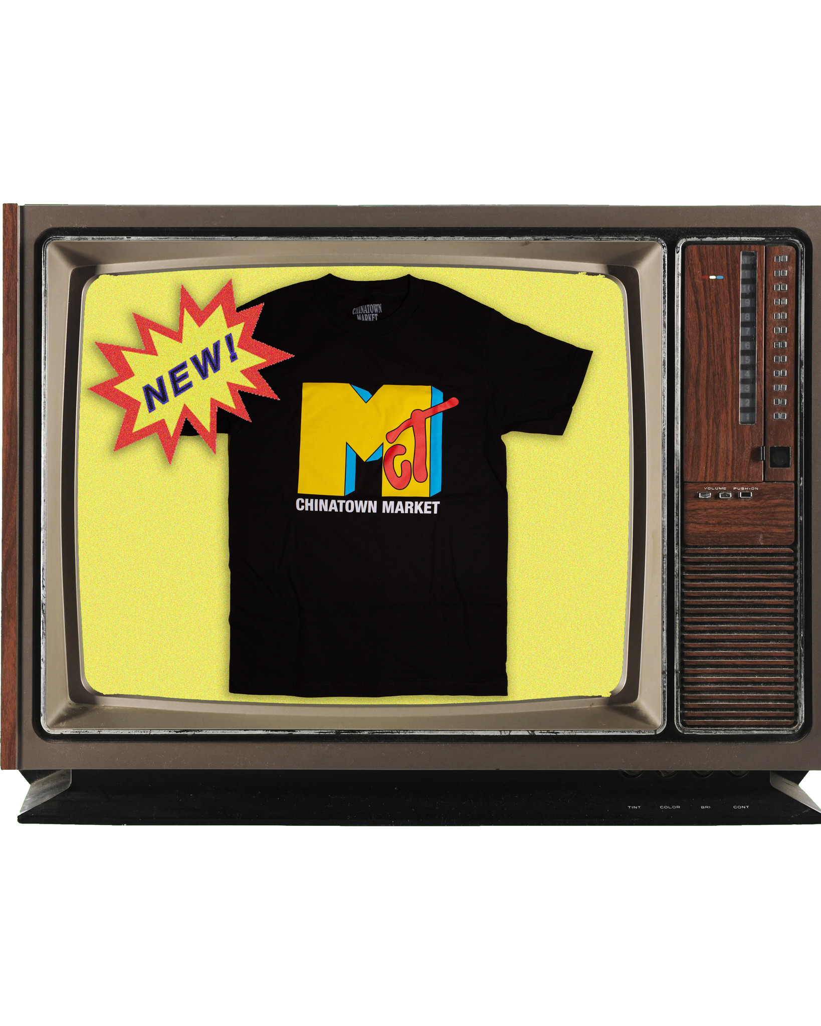 Chinatown Market CTM T.V. Tee