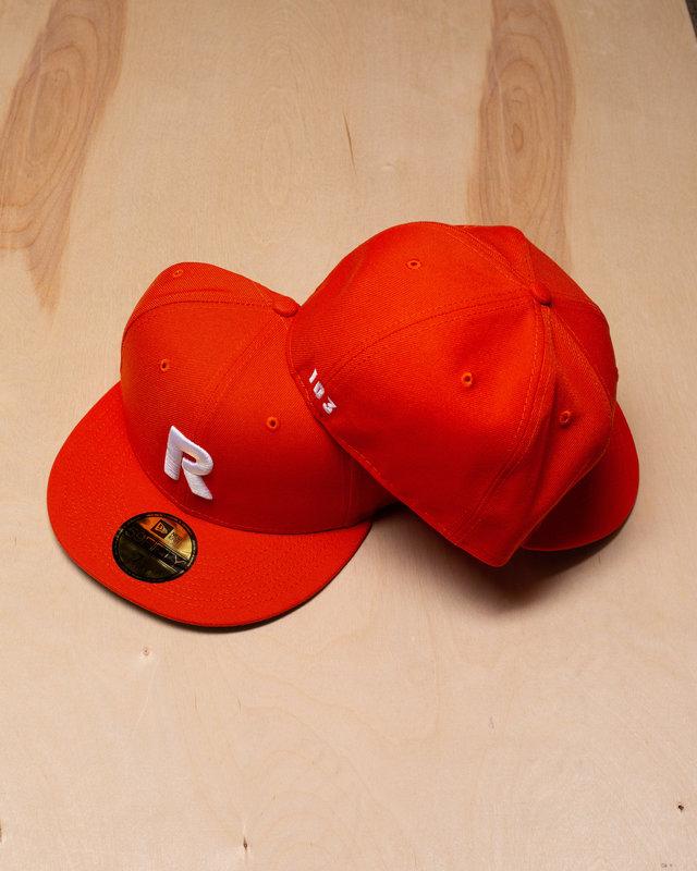"Rukus x New Era ""R"" Cap fitted"