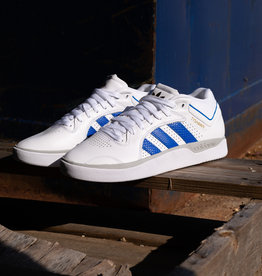 adidas Tyshawn white blue