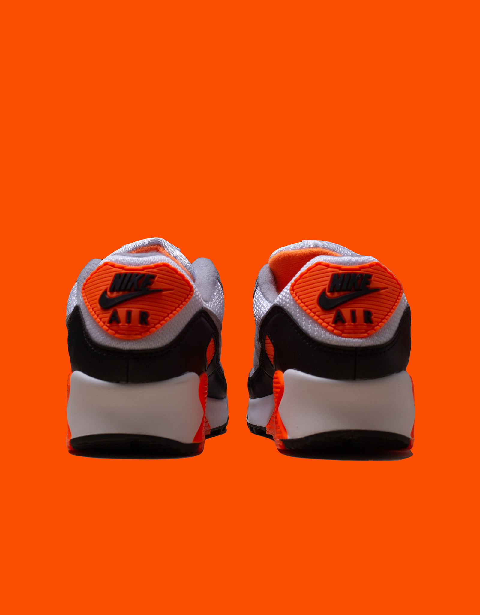 Nike Air Max 90 Orange/Smoke Grey