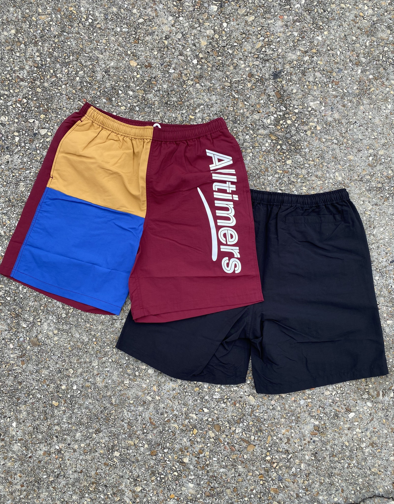 Alltimers 3-Part Shorts