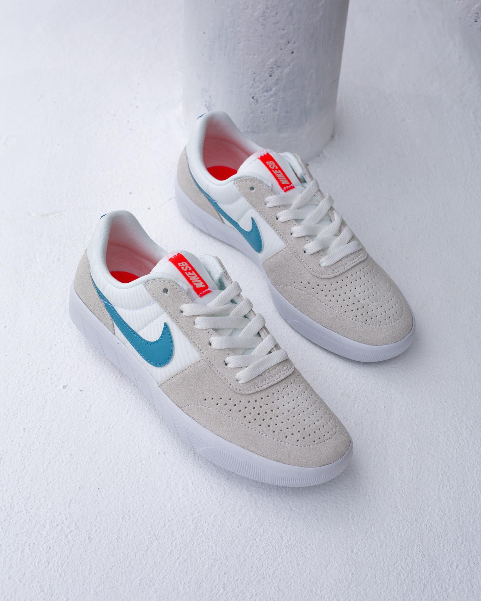 Nike SB Team Classic Summit White/Cerulean