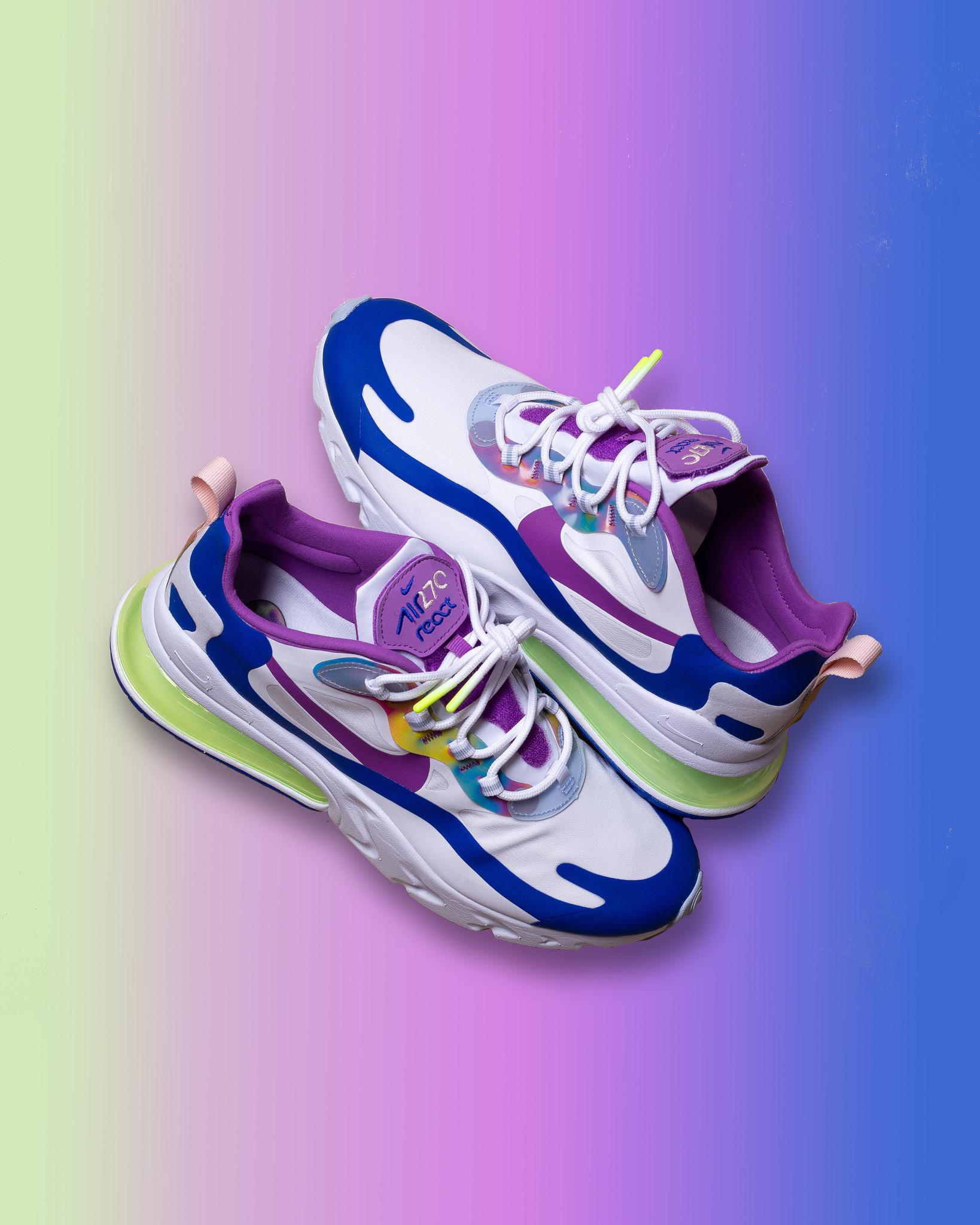 Nike 270 React Easter