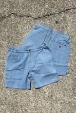 Helas Classic Denim Short clear blue