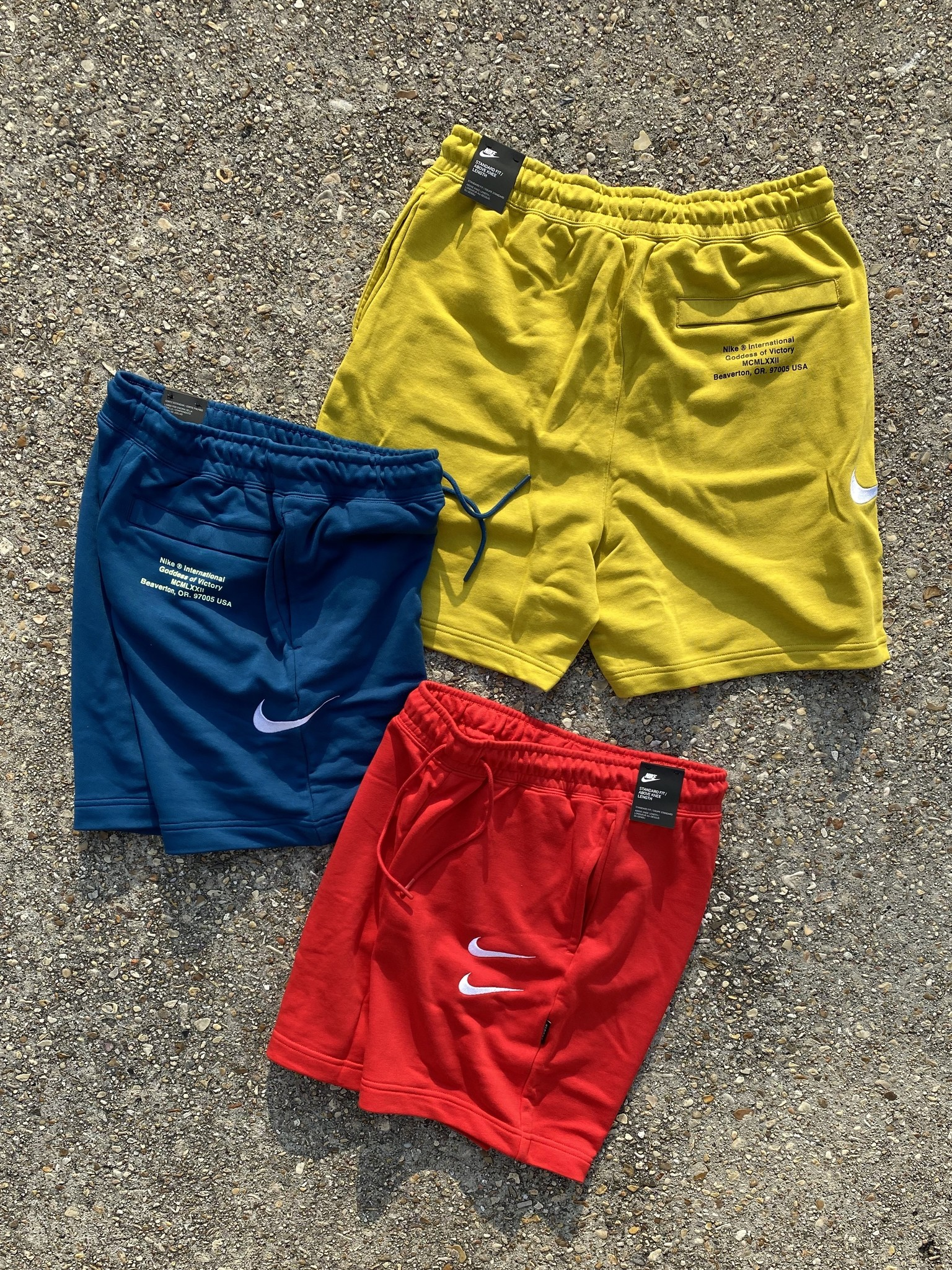 Nike Nike NSW Swoosh 3 pocket short