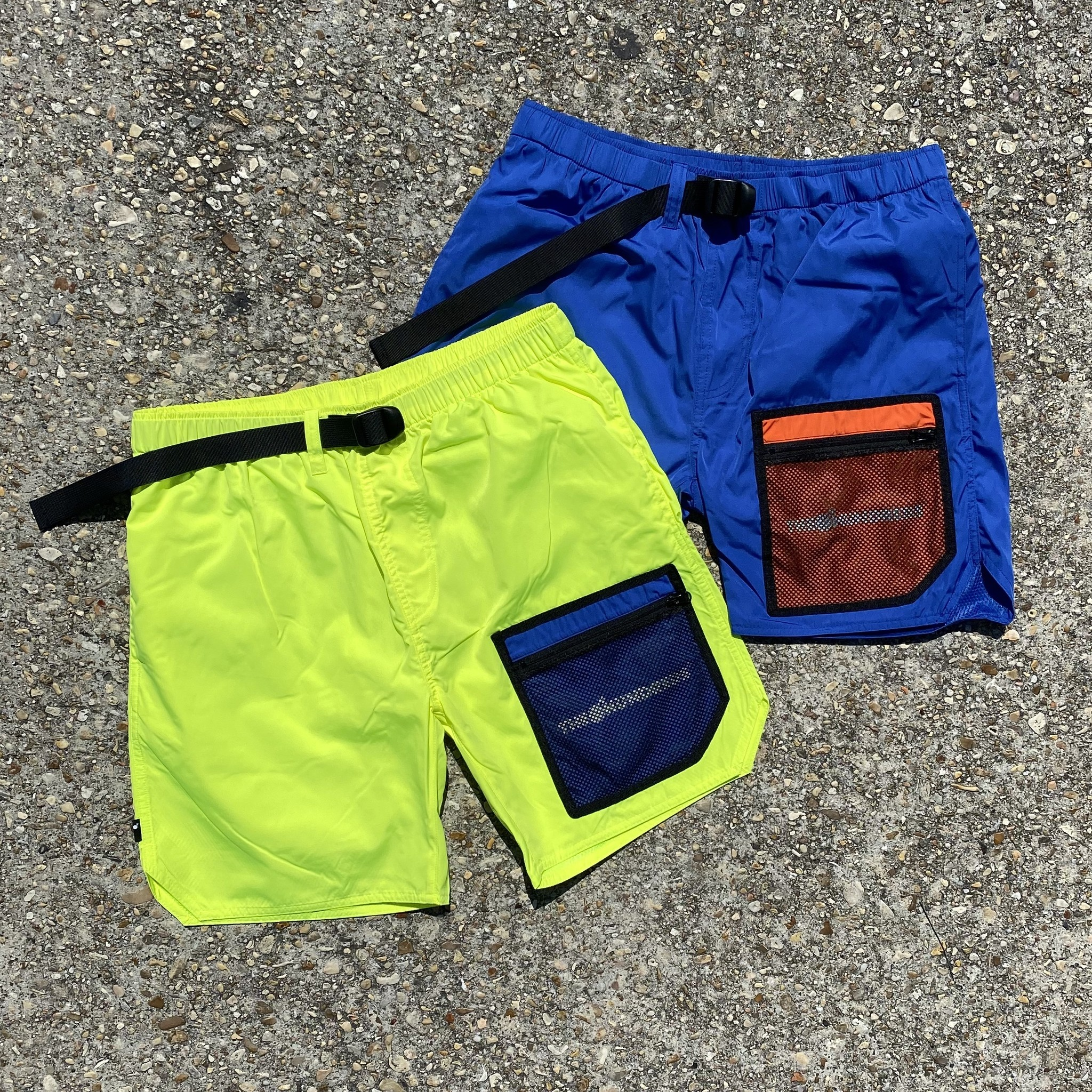 The Hundreds The Hundreds Runyon Shorts