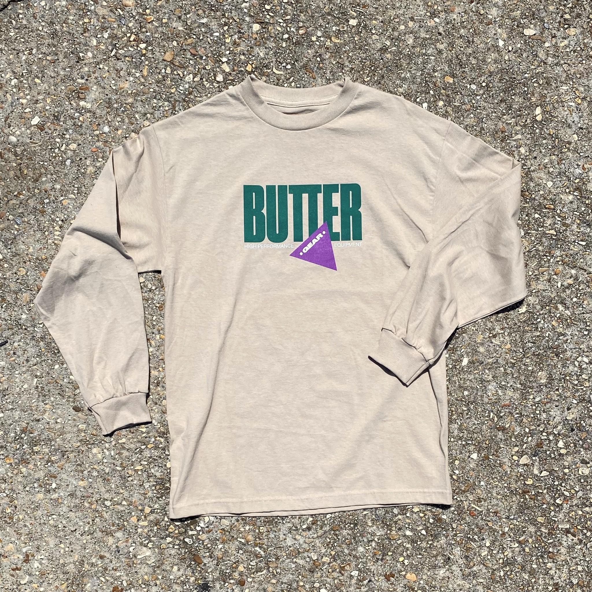 Butter Goods Butter Goods Gear L/S Tee