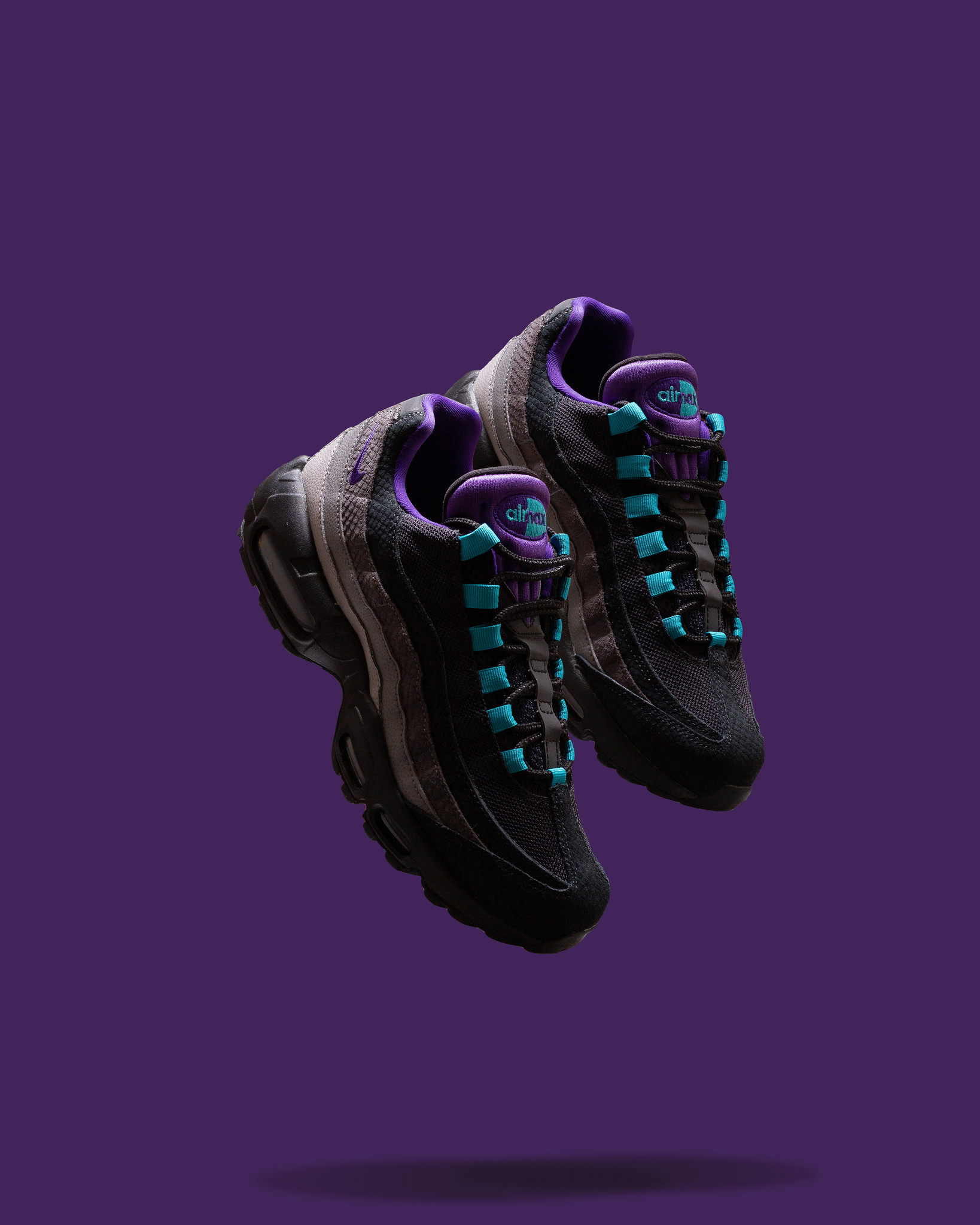 Nike Nike Air Max 95 'Grape'