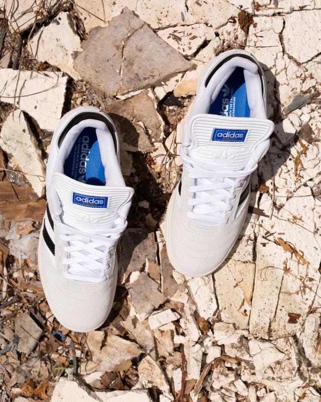 adidas Busenitz white/black