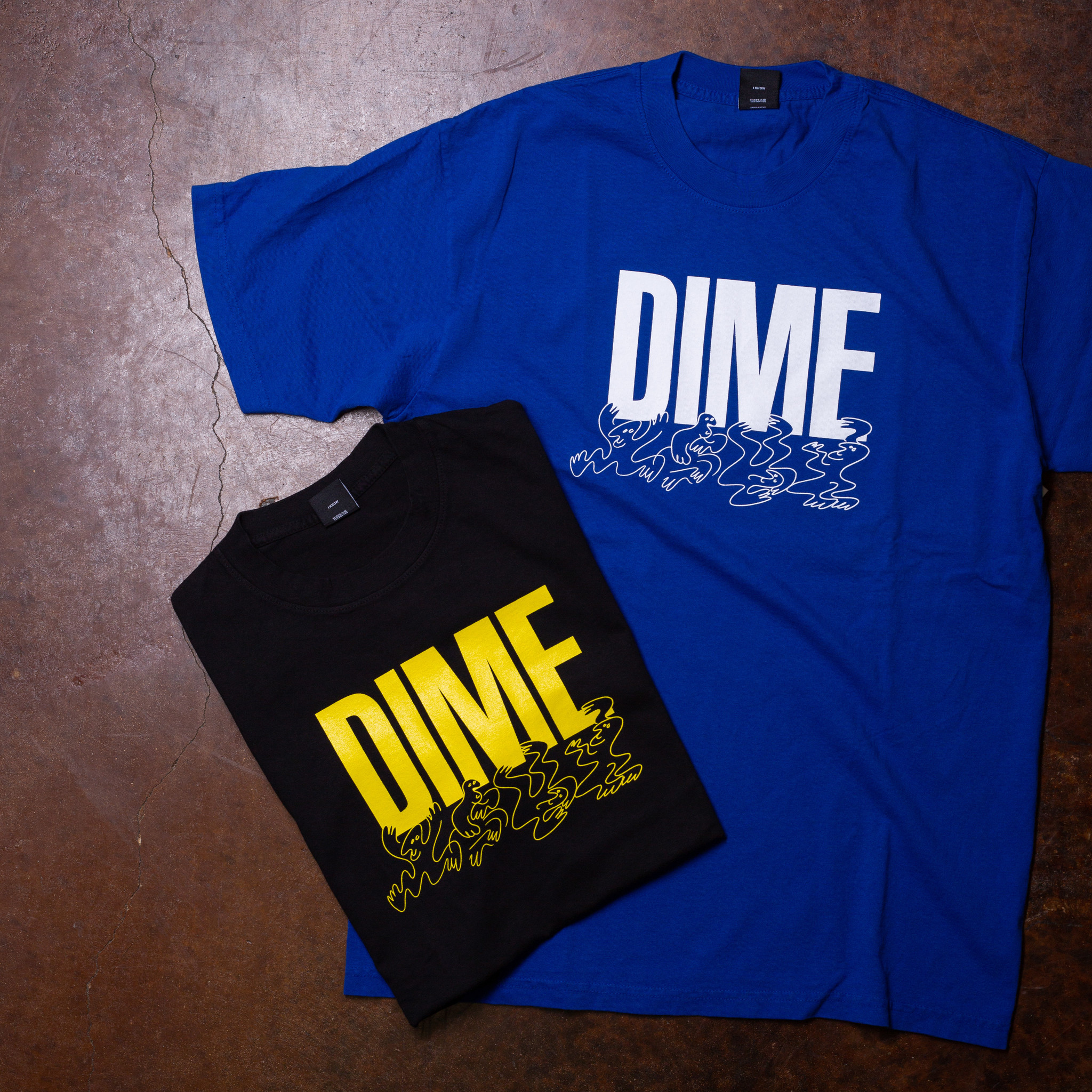 Dime Dime Support T-Shirt