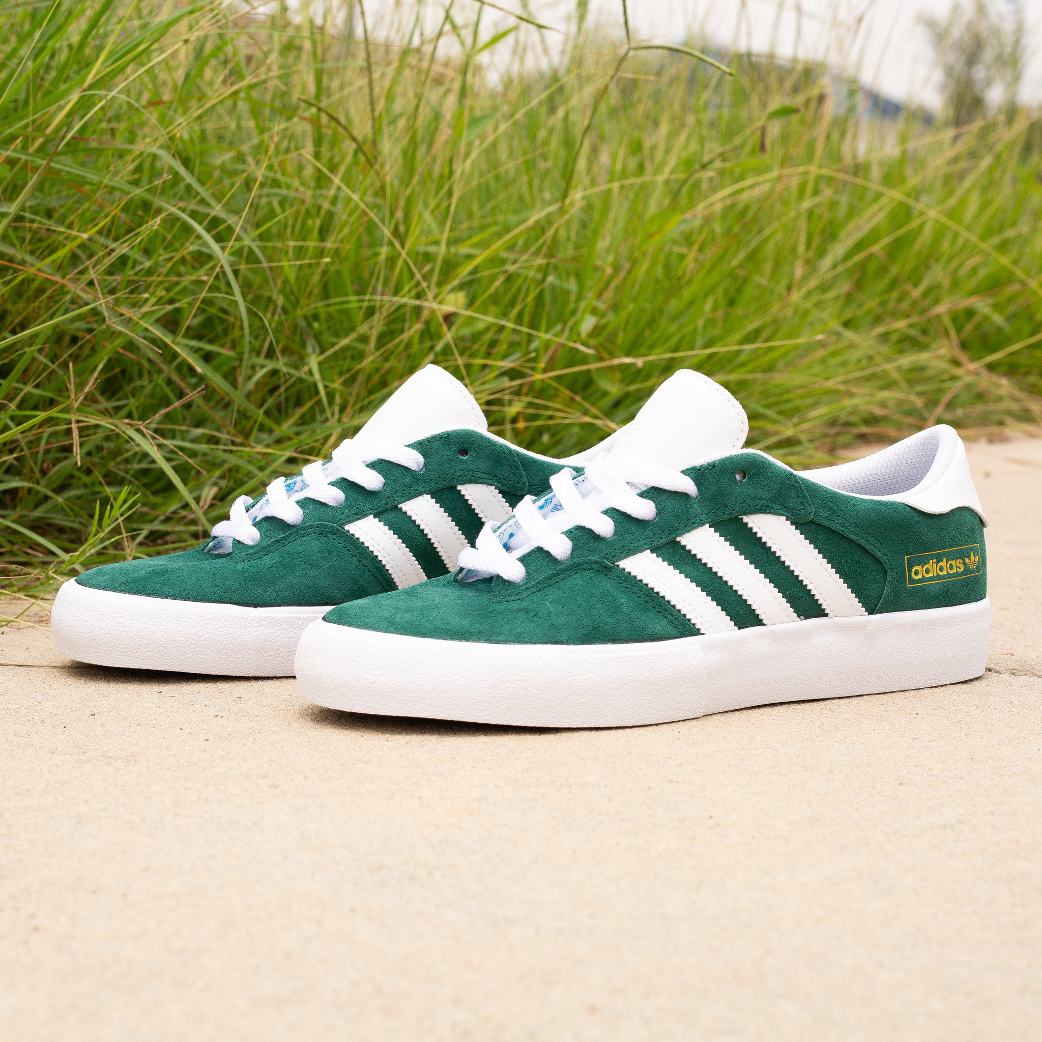 adidas Matchbreak Super Green/White
