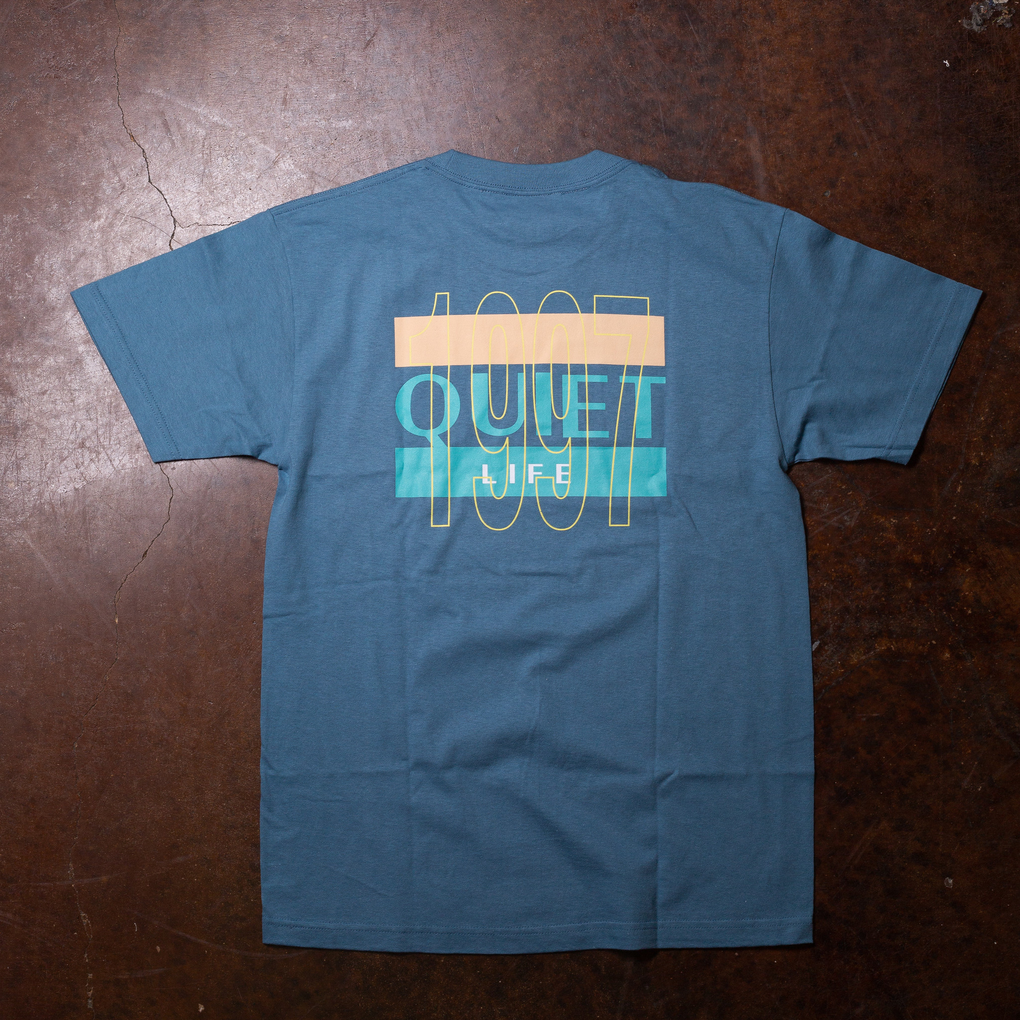 The Quiet Life The Quiet Life 97 Flag Tee