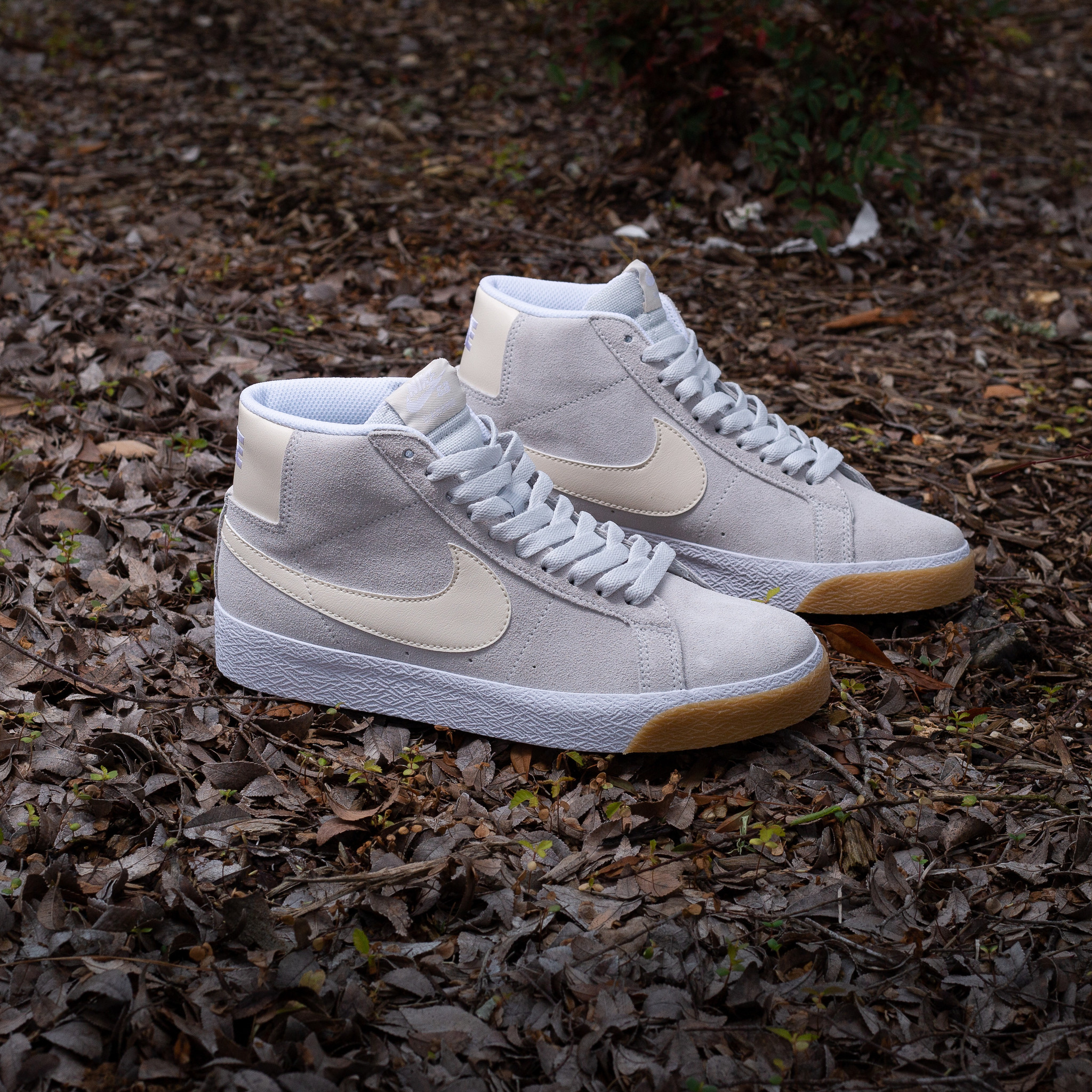 Nike SB Blazer Mid Photon Dust