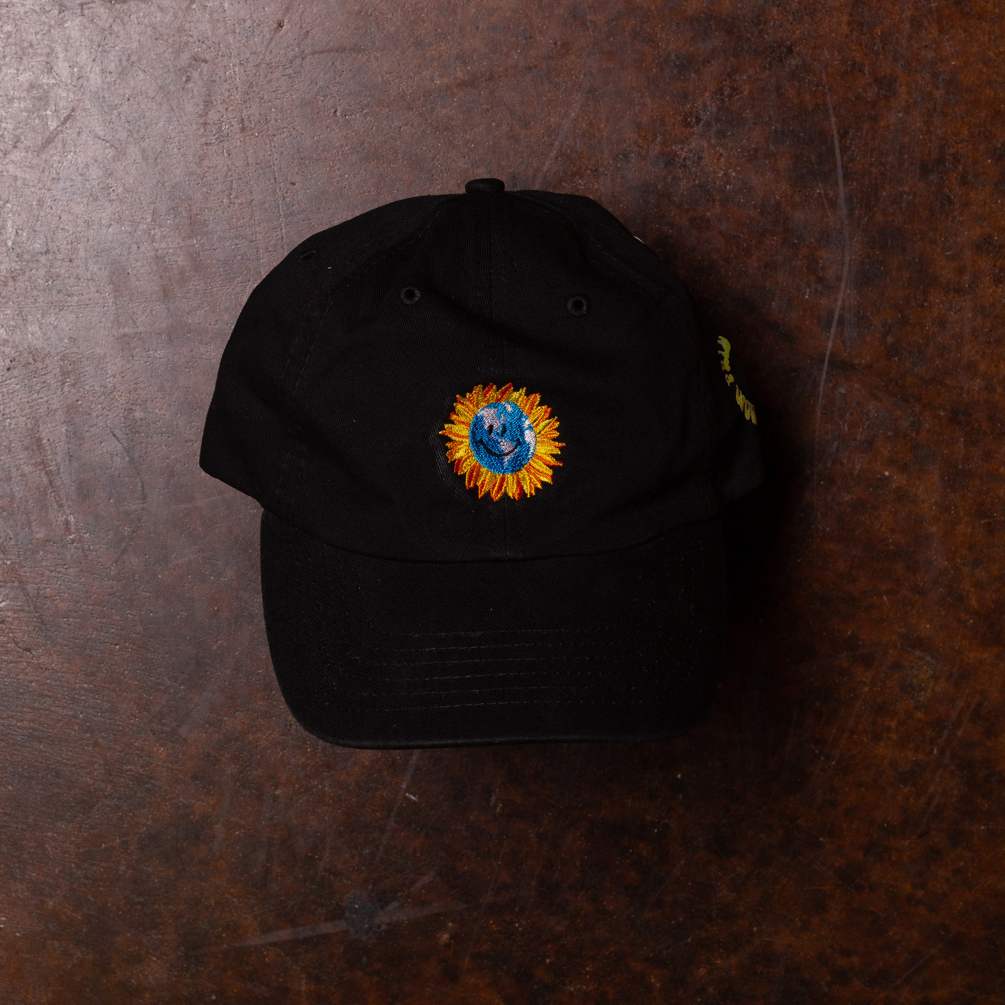 Primitive Earthy Dad Hat