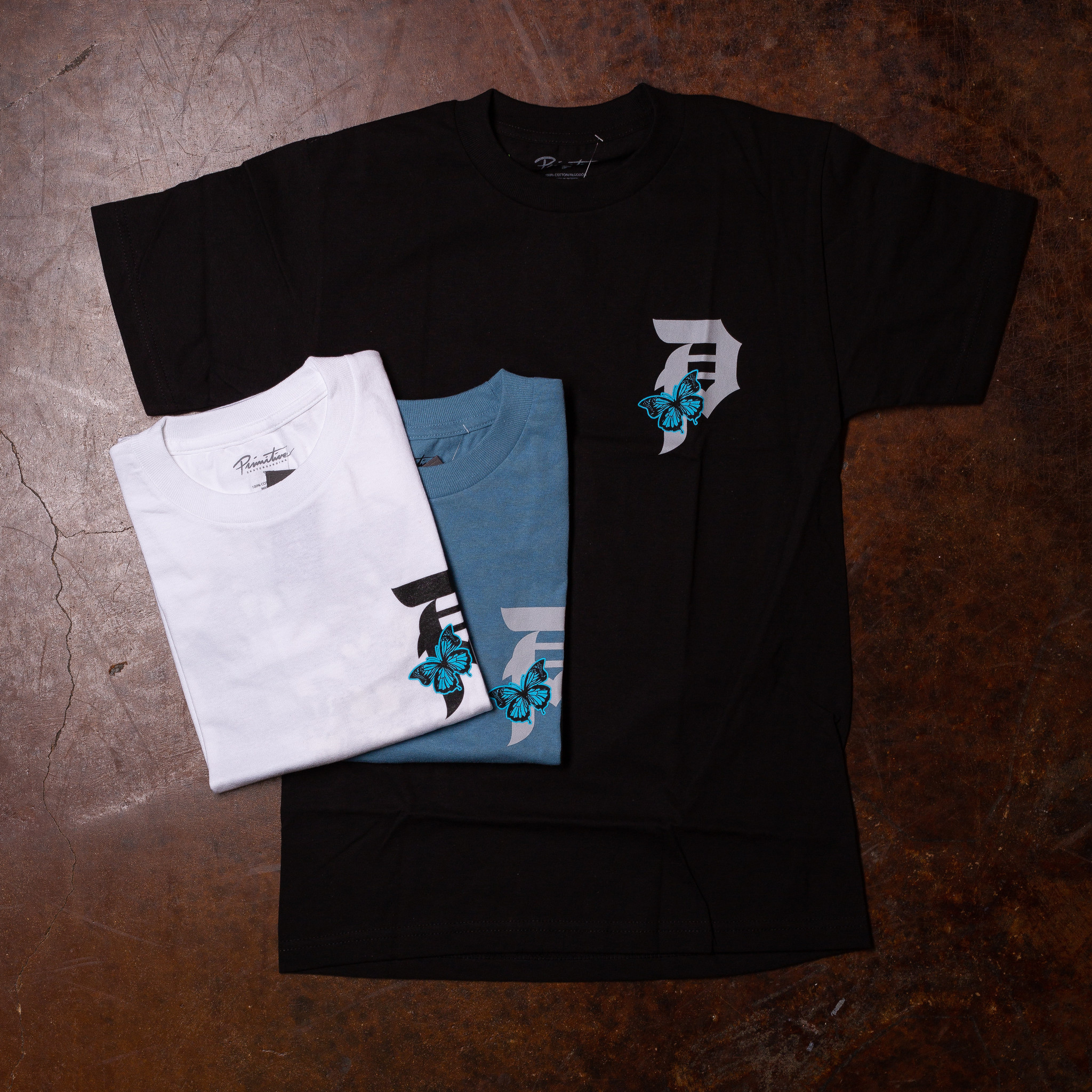 Primitive Dirty P Colony Tee