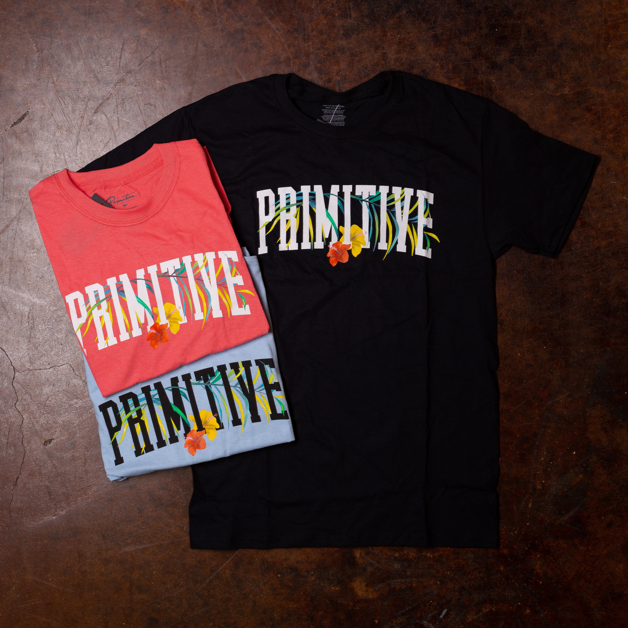 Primitive Palms Tee
