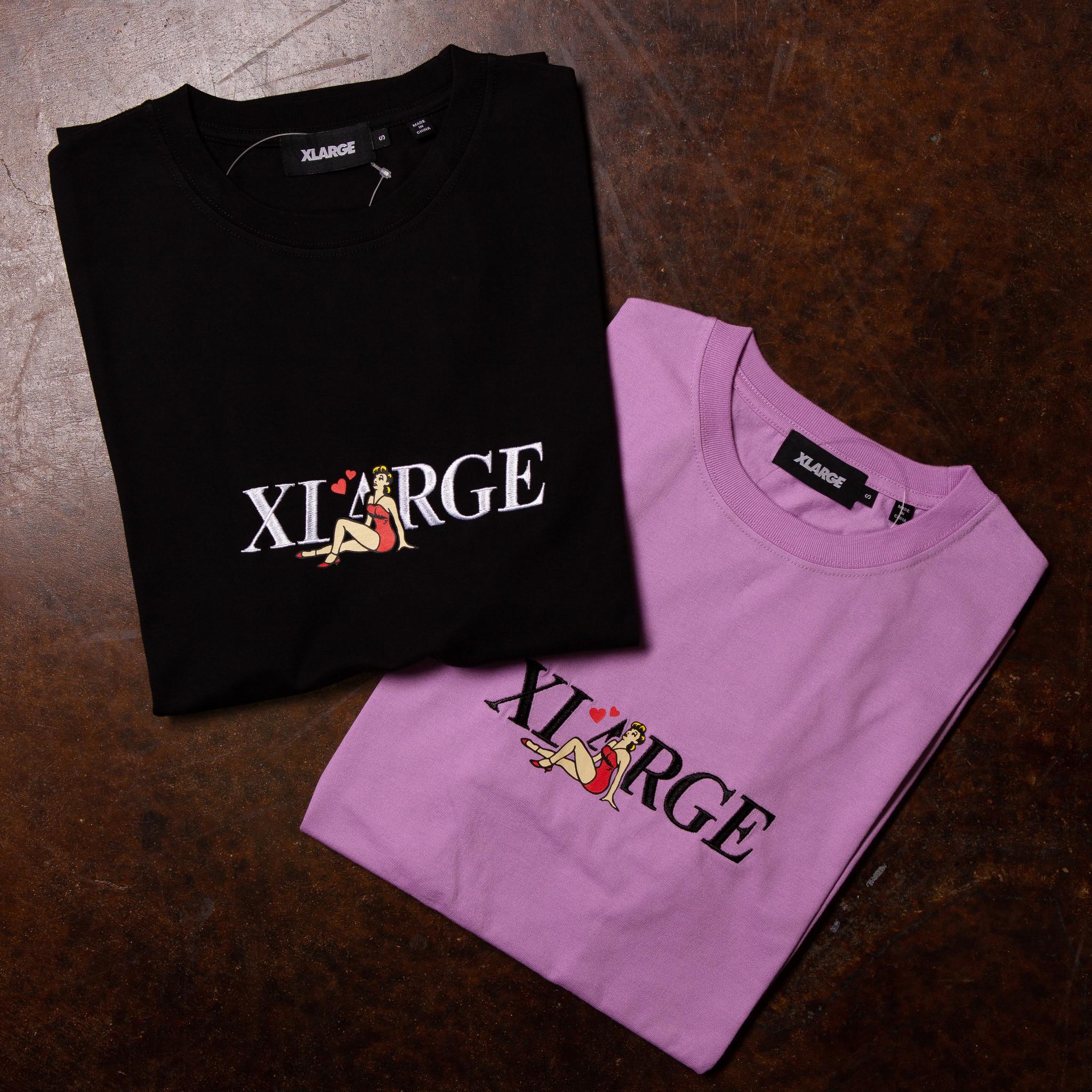 XLarge Alone S/S Tee