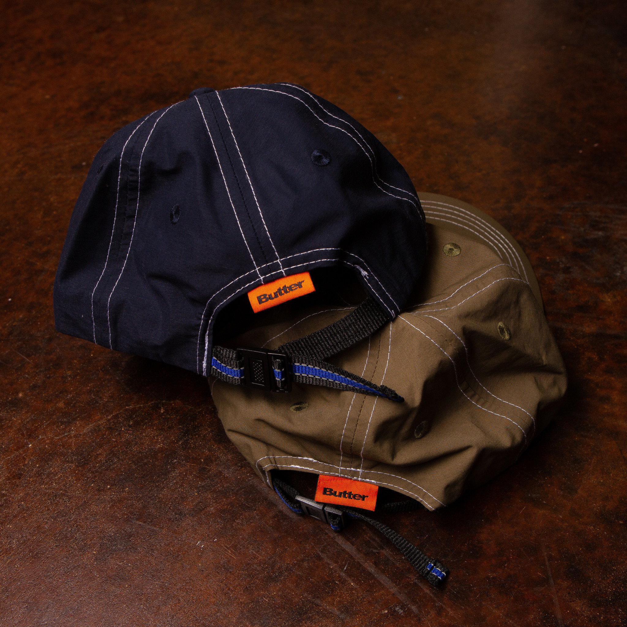Butter Goods Summit 6-Panel Cap