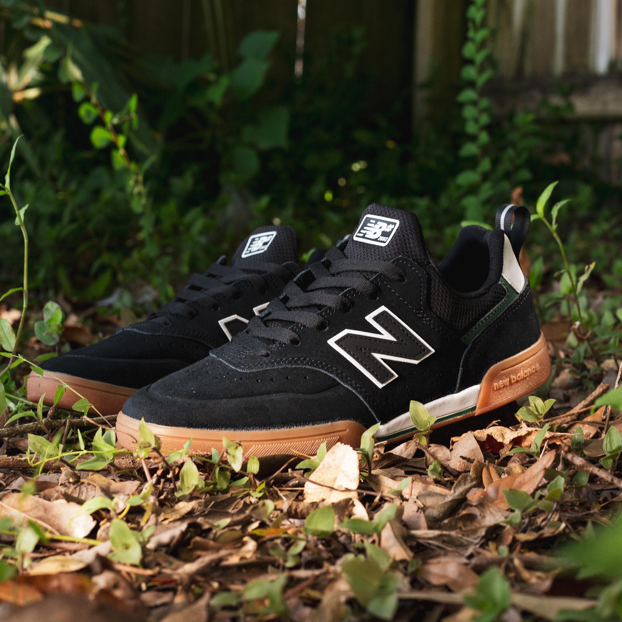 New Balance 288S black/green