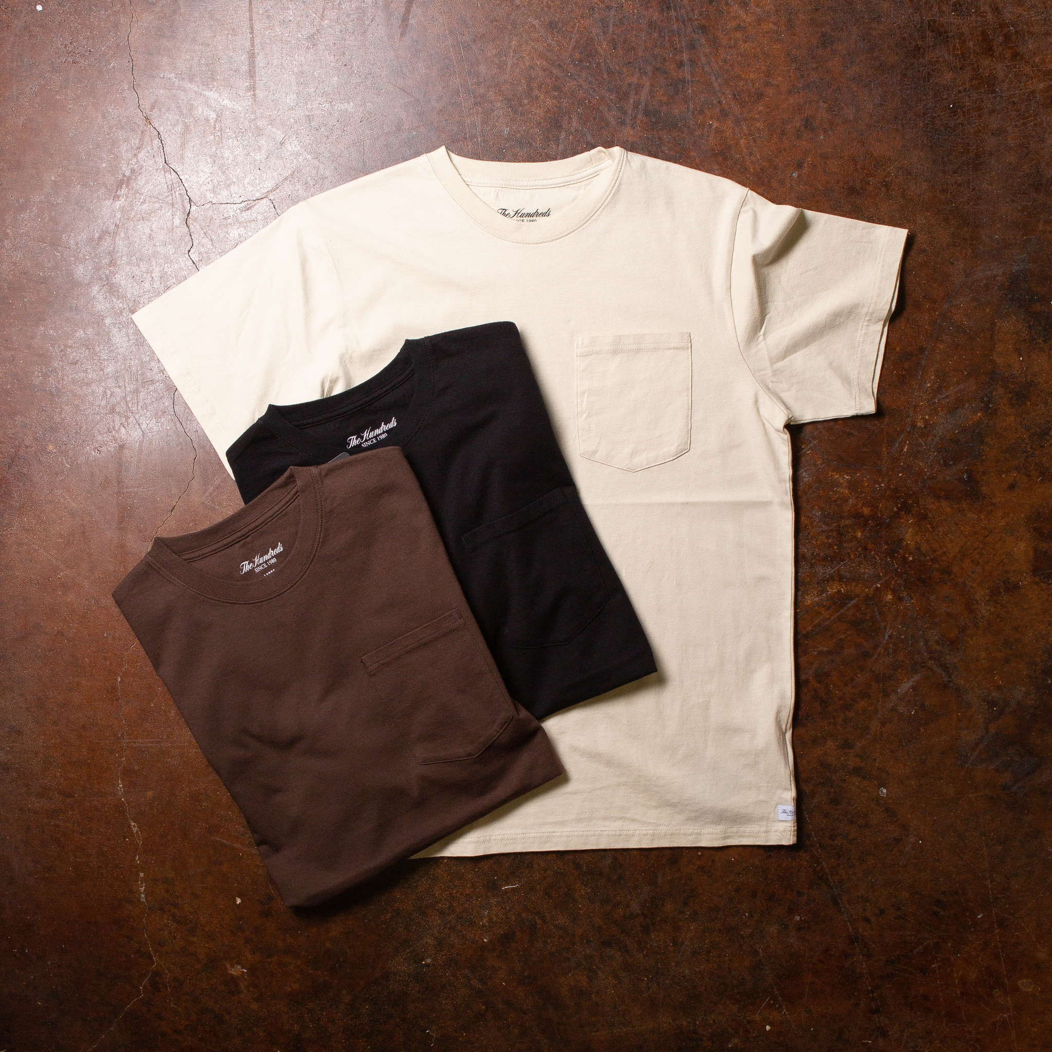 The Hundreds Perfect Pocket Tee
